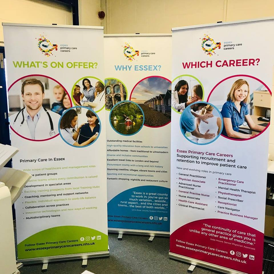 Essex Primary Careers